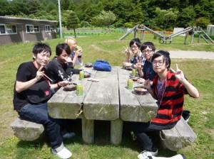 平田 昼食 参加者3