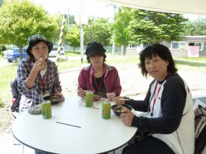 平田 昼食 参加者5