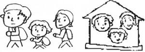 避難所への避難だけでなく、家屋内の留まって安全を確保することも「避難行動」