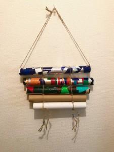紙管木琴1