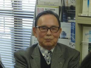 森脇さん。