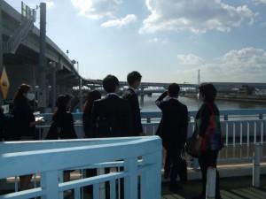 地盤の低い西淀川で取り組む防災活動を紹介